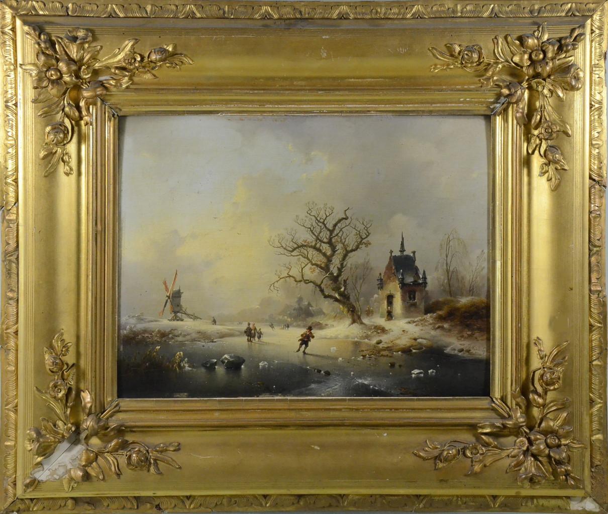 Uw oude schilderijen zijn geld waard for Jan de jong interieur leeuwarden