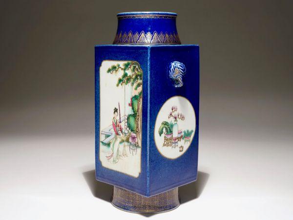 antiek picart Hoe verkoopt u Chinees porselein antieke vaas