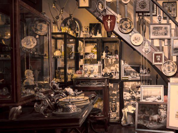 antiek verkopen