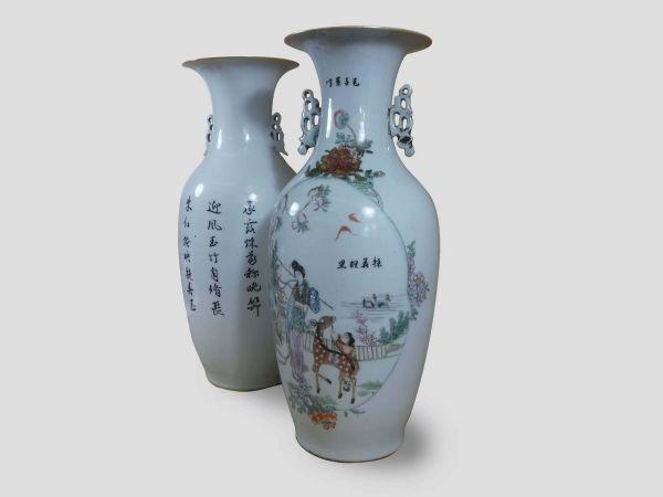 Chinees porselein vaas populairder dan ooit antiek picart