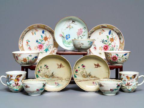 chinese borden antiek picart