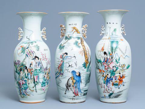 chinese vazen antiek picart