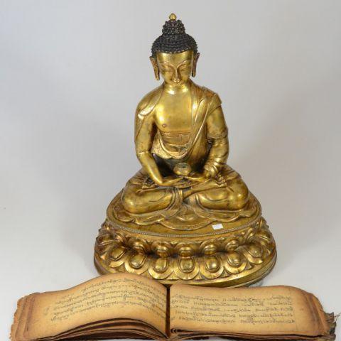 antieke boeddha
