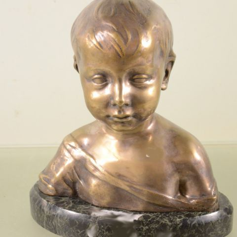verkoop bronzen beeld