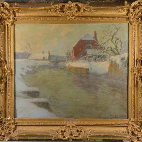 Aankoop schilderijen
