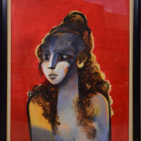 aankoop abstracte schilderijen