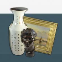 Antiek Picart antiekhandelaar antiek daalt waarde