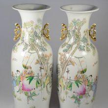 Antiek Chinees Porselein Herkennen.Hoe Chinese Vazen Herkennen