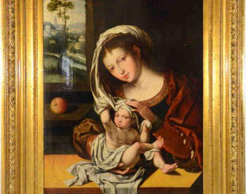 blog waarde bepalen schilderij oude meester antiek picart