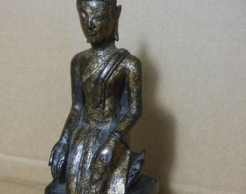 aziatische chinese boeddha's antiek