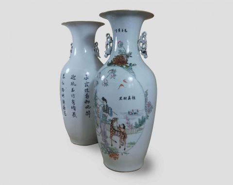 Hoe herken je een oude Chinese vaas antiek picart blog