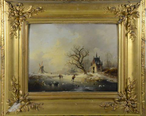 schilderij verkopen en laten taxeren antiek picart