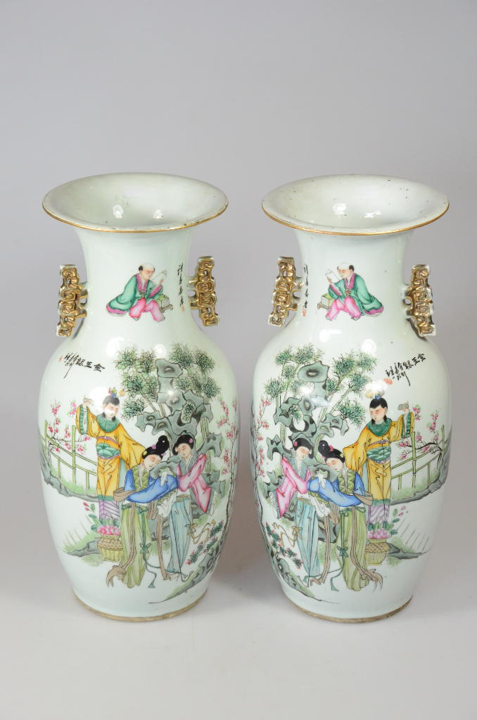Antiek Chinees Porselein Herkennen.Uw Chinese Vazen Verkopen Aan Een Hoge Prijs